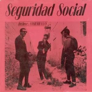 Seguridad Social – No Es Fácil Ser Dios [Mx] (1984)