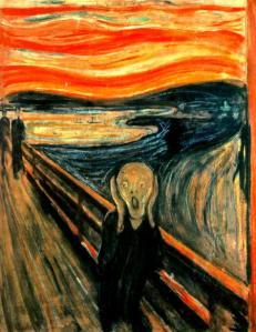 Edvard Munch - Skrik (El grito) - Descontexto