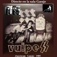 Vulpess + Gazte Hilak – Directo en Garage (1985)