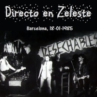 Desechables – Directo en Zeleste (1985)