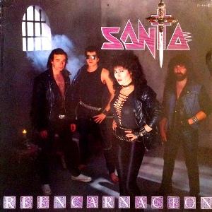 Santa-Reencarnacion