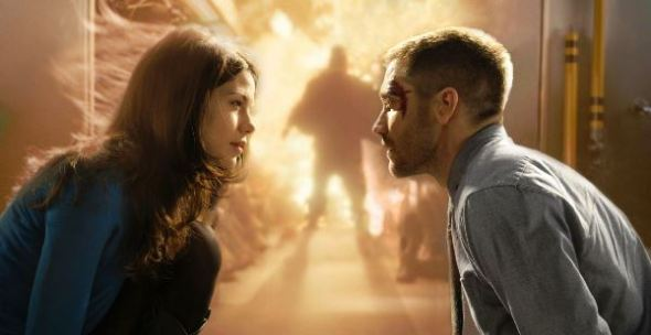 JAKE GYLLENHAAL and MICHELLE MONAGHAN star in SOURCE